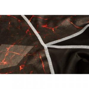 Рашгард Peresvit Immortal Silver Force Rashguard Short Sleeve (401021-149) Lava р. M